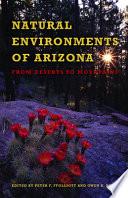 Natural Environments Of Arizona