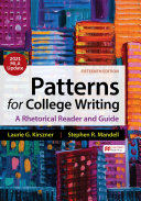 Patterns for College Writing with 2021 MLA Update