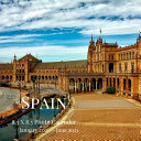 Spain 8 5 X 8 5 Photo Calendar January 2020   June 2021