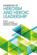 Handbook of Heroism and Heroic Leadership Pdf