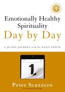 Emotionally Healthy Spirituality Day by Day Pdf/ePub eBook