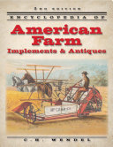 Pdf Encyclopedia of American Farm Implements & Antiques Telecharger