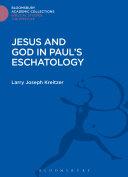 Jesus and God in Paul's Eschatology [Pdf/ePub] eBook