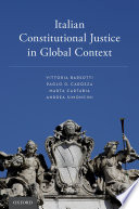 Italian Constitutional Justice in Global Context Book