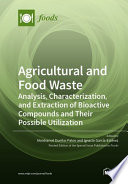 Agricultural and Food Waste Book