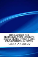 Html5   Css3 for Beginners