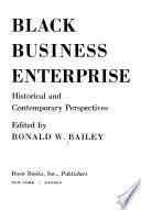 Blk Busn Enterprise