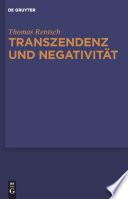 Transzendenz und Negativität