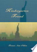 Kindergarten Friend Book