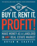 Pdf Buy It, Rent It, Profit! (Updated Edition) Telecharger