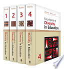Encyclopedia of Diversity in Education  , Volume 1