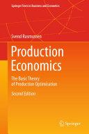 Production Economics Pdf/ePub eBook