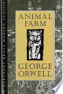 link to Animal farm in the TCC library catalog
