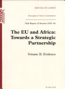 The EU and Africa