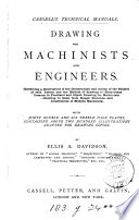 Drawing for machinists and engineers