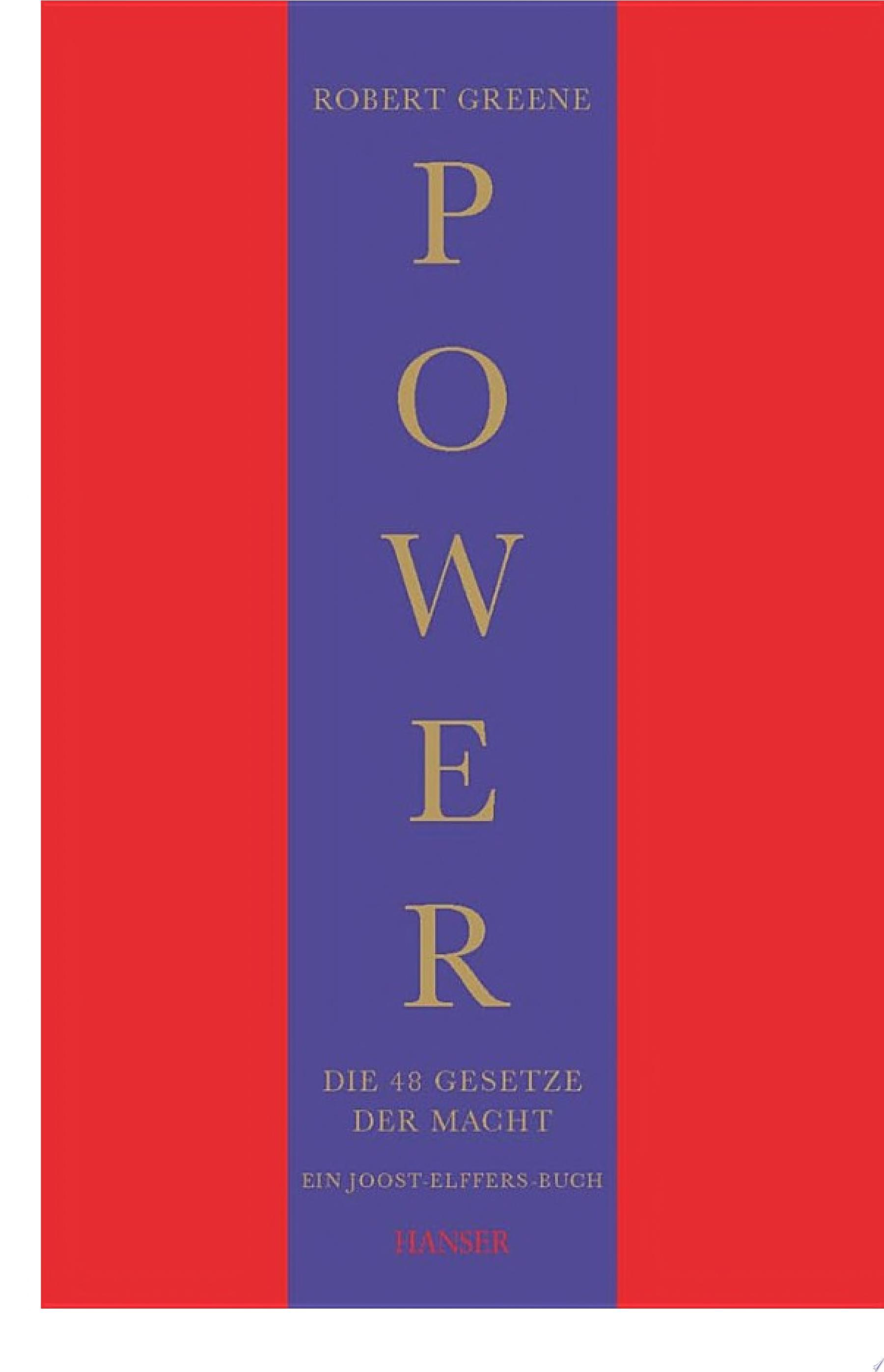Power  Die 48 Gesetze der Macht