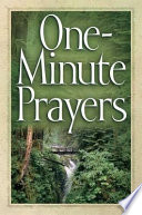 One Minute Prayers