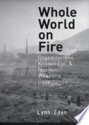 Whole World on Fire Book