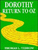 Dorothy: Return to Oz