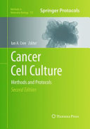 Cancer Cell Culture