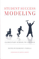 Student Success Modeling