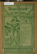 The Vegetarian Magazine Book PDF