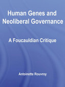 Human Genes and Neoliberal Governance