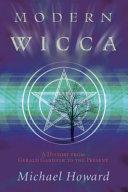 Modern Wicca Pdf/ePub eBook