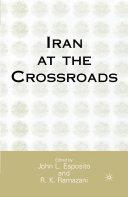 Iran at the Crossroads Pdf/ePub eBook