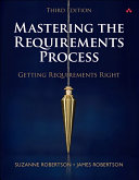 Pdf Mastering the Requirements Process Telecharger