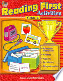 Reading First Activities