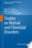 Studies on Retinal and Choroidal Disorders