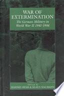 War of Extermination