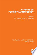 Aspects of Psychopharmacology