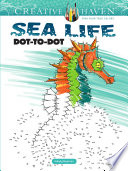 Creative Haven Sea Life Dot to Dot