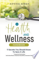 A Health and Wellness Handbook Book
