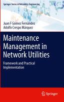 Maintenance Management in Network Utilities Pdf/ePub eBook