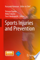 Sports Injuries and Prevention Book