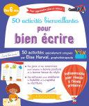 Pdf 50 activités bienveillantes pour bien écrire Telecharger
