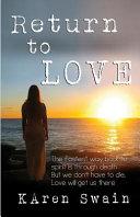 Return to Love Book PDF