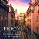 Lisbon 8  5 X 8  5 Photo Calendar January 2020   June 2021