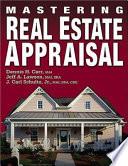 Mastering Real Estate Appraisal Book PDF