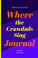 Where the Crawdads Sing Journal Pdf/ePub eBook