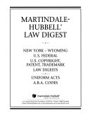 Martindale Hubbell Law Digest