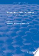 Supercritical Fluid Technology (1991)