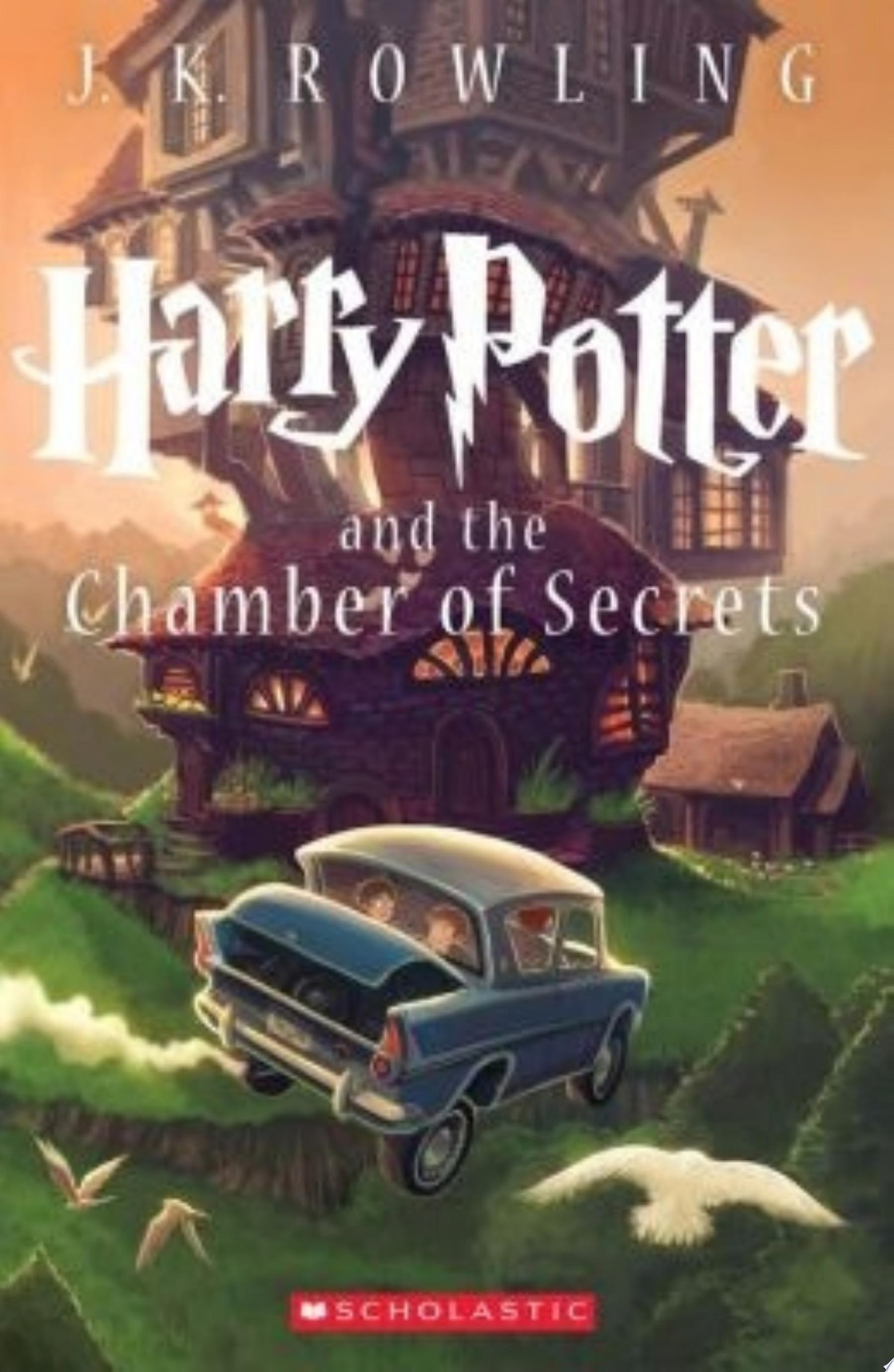 Harry Potter and the Chamber of Secrets  Book 2
