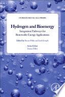 Hydrogen, Biomass and Bioenergy