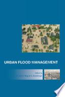 Urban Flood Management