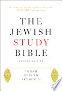 """The Jewish Study Bible: Second Edition"" by Adele Berlin, Marc Zvi Brettler"
