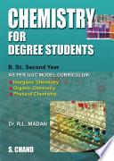 B SC Chemistry   II  UGC